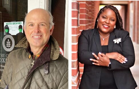 Oxford Ward 3 Alderman Candidates Hyneman, White Q&A